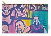 Nba Nuthin' But Africans Carry-all Pouch
