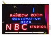 Nbc Studios Carry-all Pouch