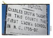 Nc-a14 First School Carry-all Pouch