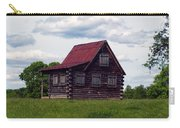 Nc Log Home 2 Carry-all Pouch