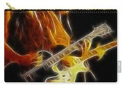 Neal Schon-gc5a-fractal Carry-all Pouch