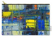 Near The Sunrise - Abstract Original Painting - Abwgc1 Carry-all Pouch