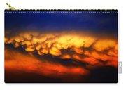 Nebraska Mammatus Sunset Carry-all Pouch