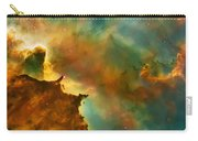 Nebula Cloud Carry-all Pouch by Jennifer Rondinelli Reilly - Fine Art Photography