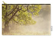 Nebulous Tree Carry-all Pouch by Heiko Koehrer-Wagner