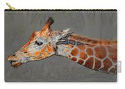 Neck Of The Giraffe Carry-all Pouch