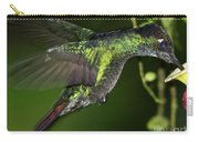 Nectar Feeding Hummingbird Carry-all Pouch