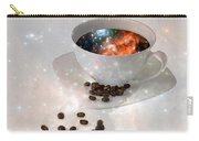 Nectar From Heaven - Coffee Art By Sharon Cummings Carry-all Pouch