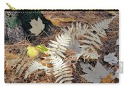 Needles And Leaves Carry-all Pouch