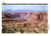 Needles Grand Canyon Carry-all Pouch by Adam Jewell