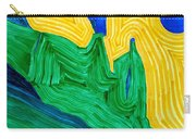 Nefertiti Original Painting Carry-all Pouch