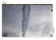 Negative Contrail Carry-all Pouch