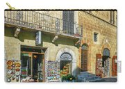 Negozi Toscani Carry-all Pouch