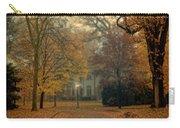 Neighborhood Street In Autumn Carry-all Pouch