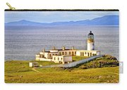 Neist Point Lighthouse Isle Of Skye Carry-all Pouch