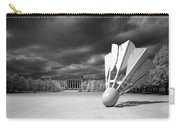 Nelson Akins Art Museum In Infrared Carry-all Pouch