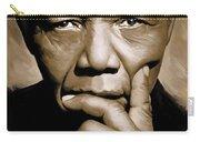 Nelson Mandela Artwork Carry-all Pouch