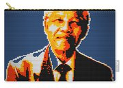 Nelson Mandela Lego Pop Art Carry-all Pouch