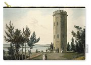 Nelsons Tower, Forres, From A Voyage Carry-all Pouch