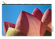 Nelumbo Nucifera Carry-all Pouch
