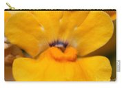Nemesia Named Angelart Pear Carry-all Pouch