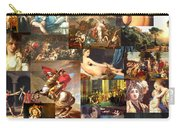 Neo-classicism 1750 To 1830 Carry-all Pouch