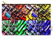 Neo Pop Art Urbanscape New York Sky View Carry-all Pouch
