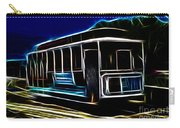 Neon Cable Car Carry-all Pouch