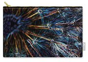 Neon Dandelion Carry-all Pouch