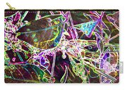 Neon Pearls Carry-all Pouch