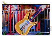 Neon Rock N Roll Carry-all Pouch