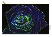 Neon Rose 5 Carry-all Pouch