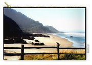Neptune Beach Crow Carry-all Pouch