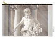 Neptune Statue Carry-all Pouch
