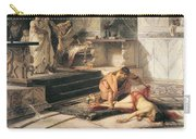 Nero And Agrippina Carry-all Pouch