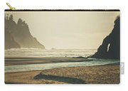 Neskowin Beach, Oregon Carry-all Pouch