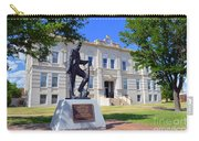 Ness County Courthouse In Kansas Carry-all Pouch