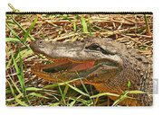 Nesting Alligator Carry-all Pouch