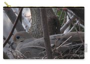Nesting Morning Dove Carry-all Pouch
