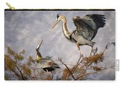 Nesting Time Carry-all Pouch by Debra and Dave Vanderlaan