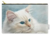 Neva Masquerade Cat Carry-all Pouch