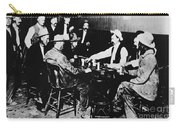 Nevada: Card Game, C1890 Carry-all Pouch
