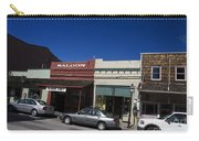 Nevada City California Carry-all Pouch