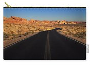 Nevada. Desert Road Carry-all Pouch