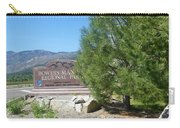 Nevada Landmark Carry-all Pouch