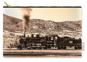 Nevada Northern Railway Carry-all Pouch by Robert Bales