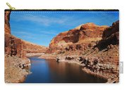 Never Ending Waterways Carry-all Pouch