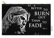 Never Fade Away Carry-all Pouch