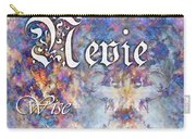 Nevie - Wise Carry-all Pouch by Christopher Gaston