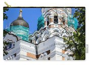Nevsky Cathedral - Tallin Estonia Carry-all Pouch